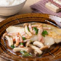 ぎっしり豚肉と白菜の鍋